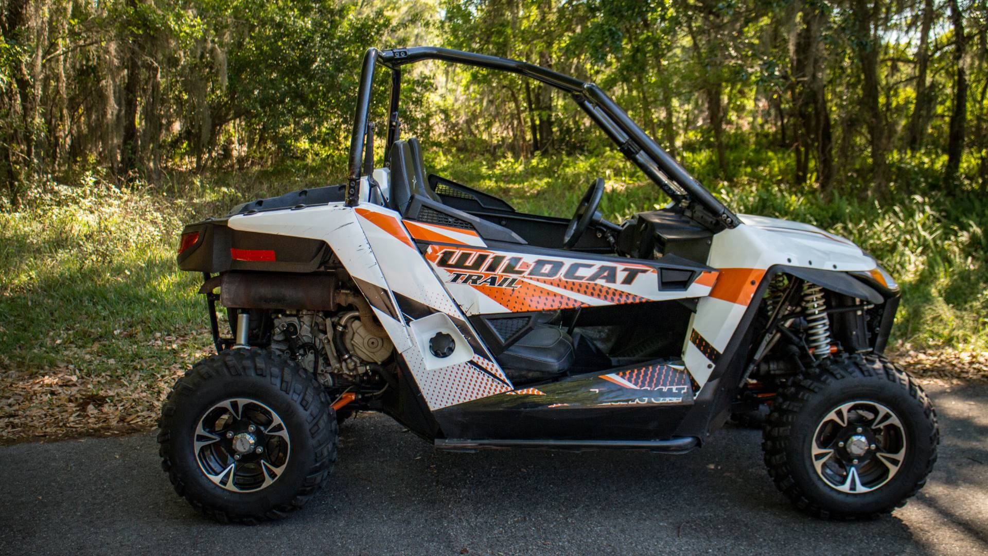 2015 Arctic Cat Wildcat™ Trail XT™ in Lakeland, Florida