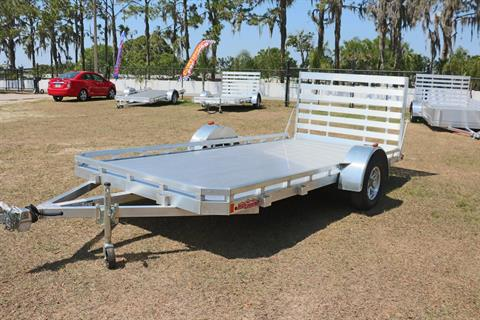 2017 Alcom Trailer HU6.5x14FA in Lakeland, Florida