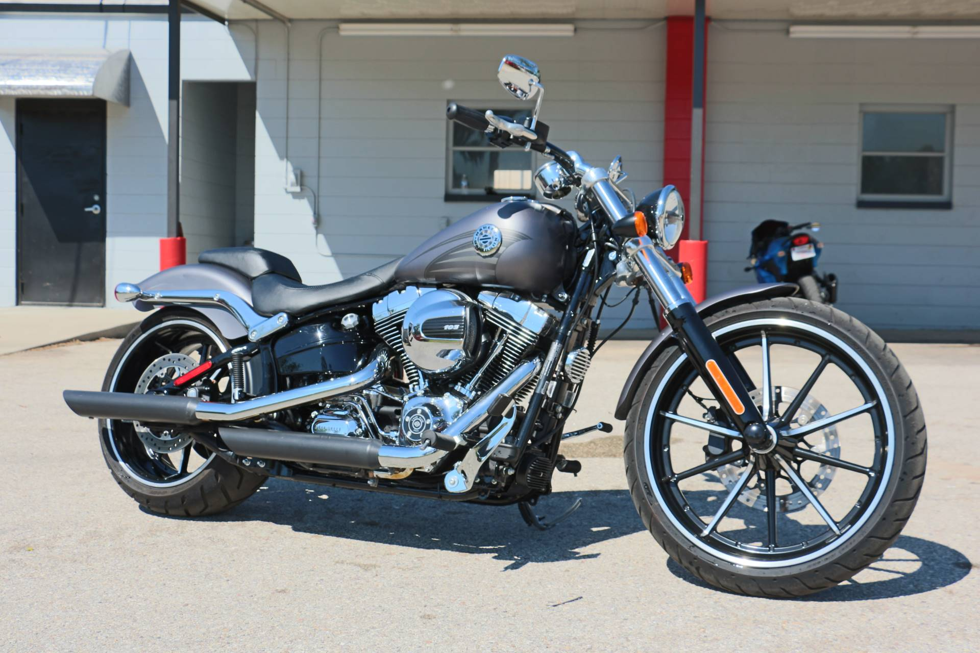 Used 2016 Harley-Davidson Breakout® Motorcycles in Lakeland, FL ...