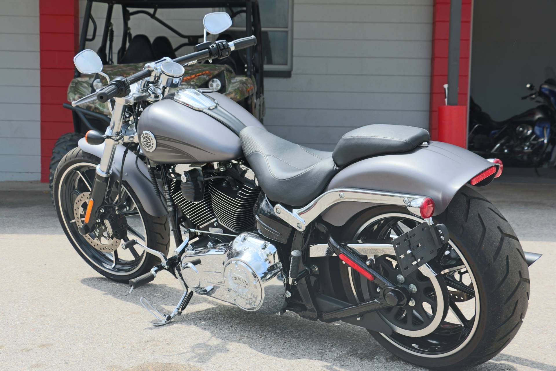 Used 2016 Harley-Davidson Breakout® Motorcycles in Lakeland, FL ...