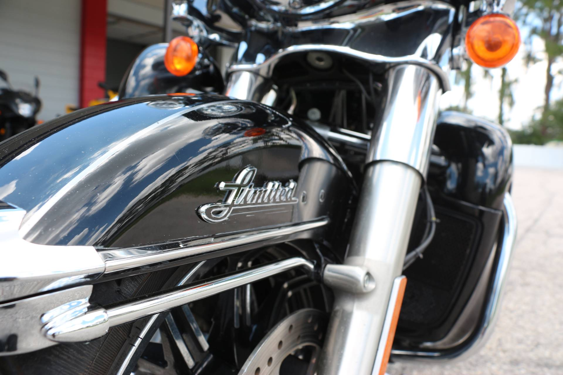 2014 Harley-Davidson Ultra Limited in Lakeland, Florida - Photo 8