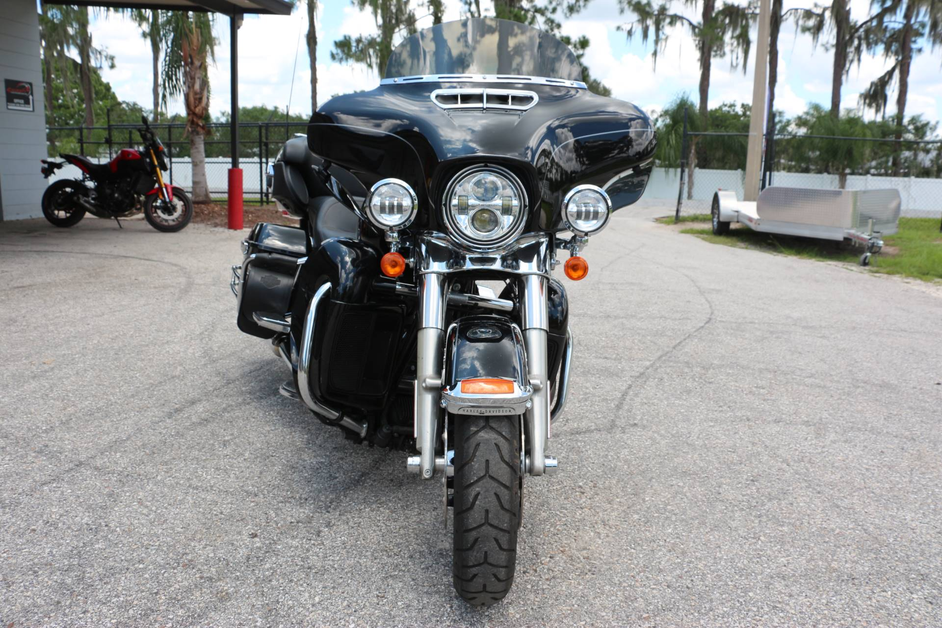 2014 Harley-Davidson Ultra Limited in Lakeland, Florida - Photo 10