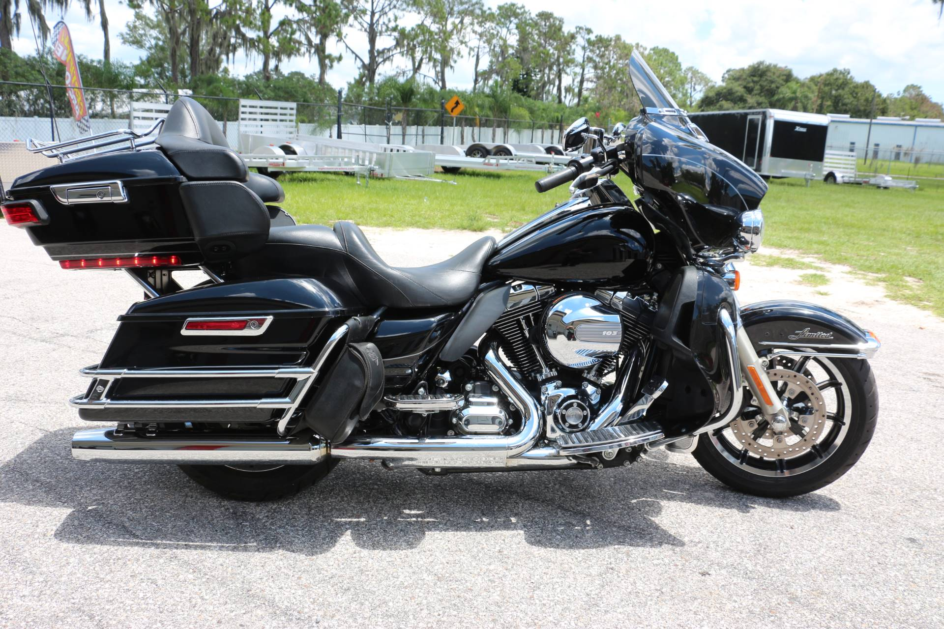2014 Harley-Davidson Ultra Limited in Lakeland, Florida