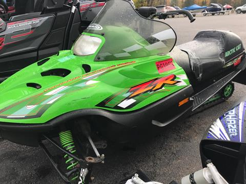2001 Arctic Cat ZR® 800 in Ishpeming, Michigan - Photo 2