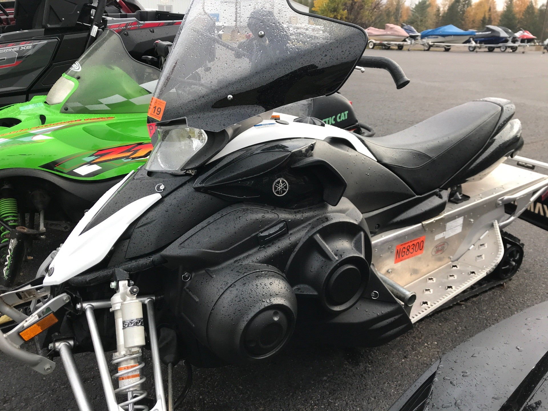 2012 Yamaha Phazer GT in Ishpeming, Michigan - Photo 2