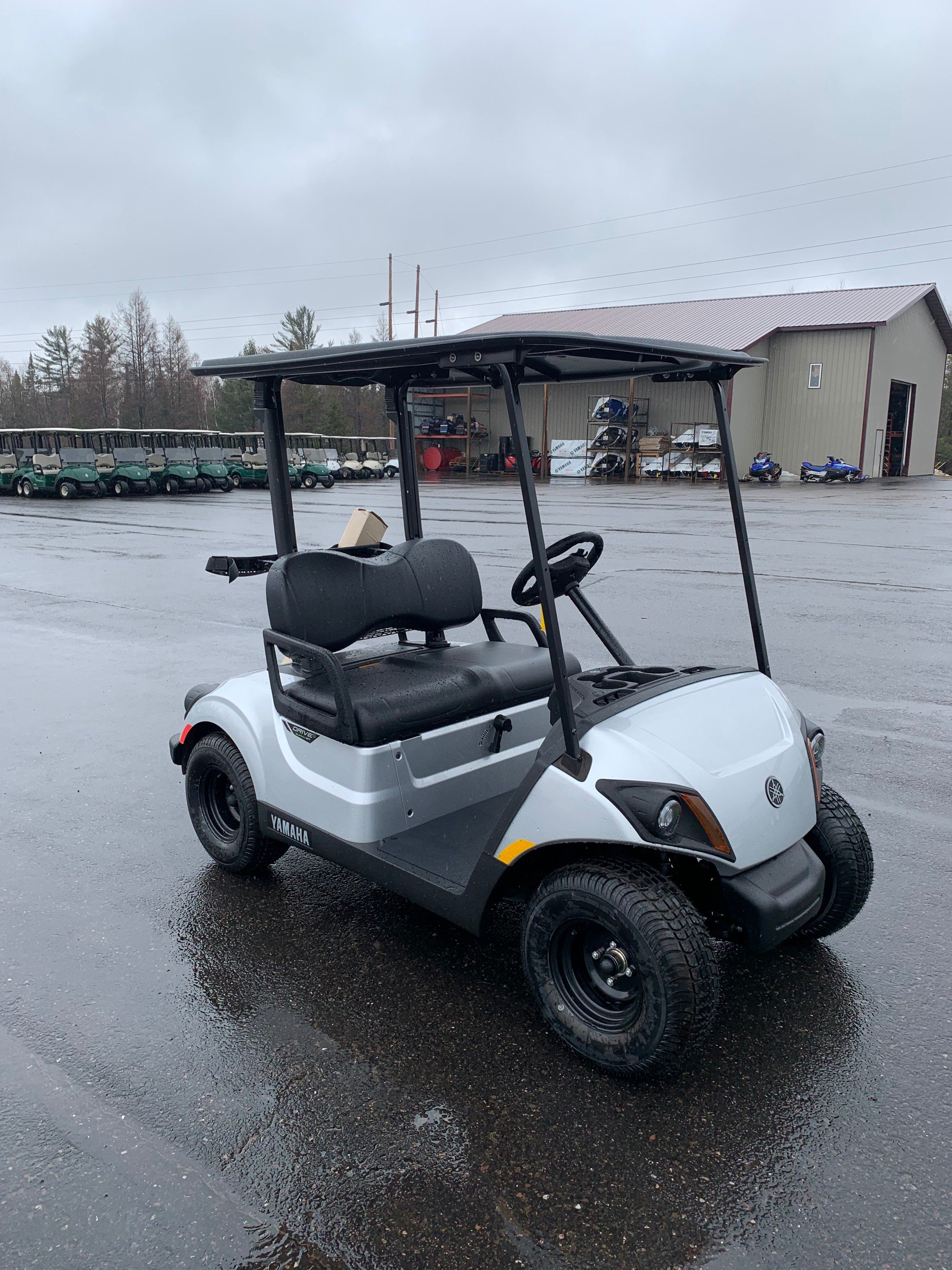 2020 Yamaha DR2AT1XPT in Ishpeming, Michigan