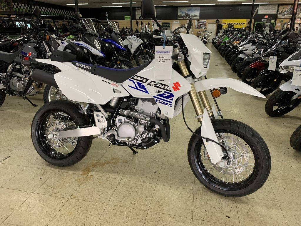 2020 Suzuki DR-Z400SM in Mount Sterling, Kentucky - Photo 3