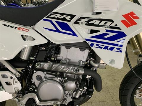 2020 Suzuki DR-Z400SM in Mount Sterling, Kentucky - Photo 4