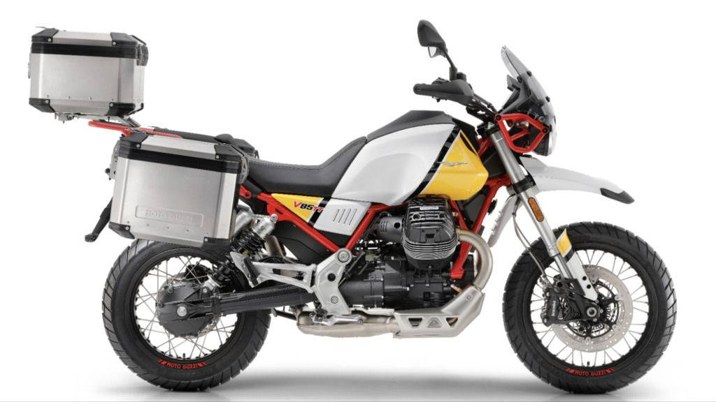 2020 Moto Guzzi V85TT Adventure Tourer in Mount Sterling, Kentucky - Photo 1