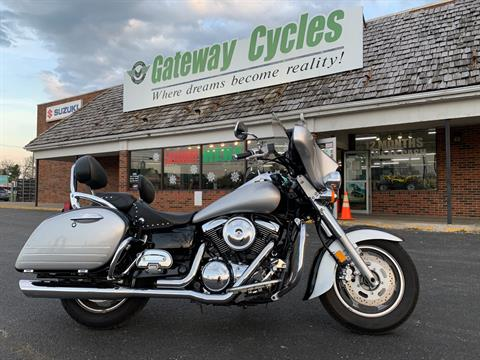 2005 Kawasaki Vulcan 1600 Nomad in Mount Sterling, Kentucky - Photo 1