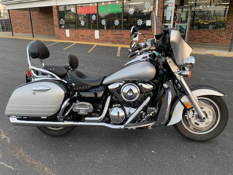 2005 Kawasaki Vulcan 1600 Nomad in Mount Sterling, Kentucky - Photo 2