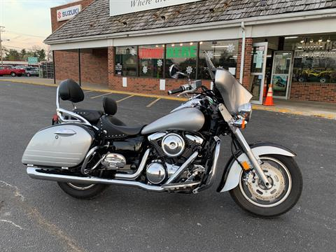 2005 Kawasaki Vulcan 1600 Nomad in Mount Sterling, Kentucky - Photo 3