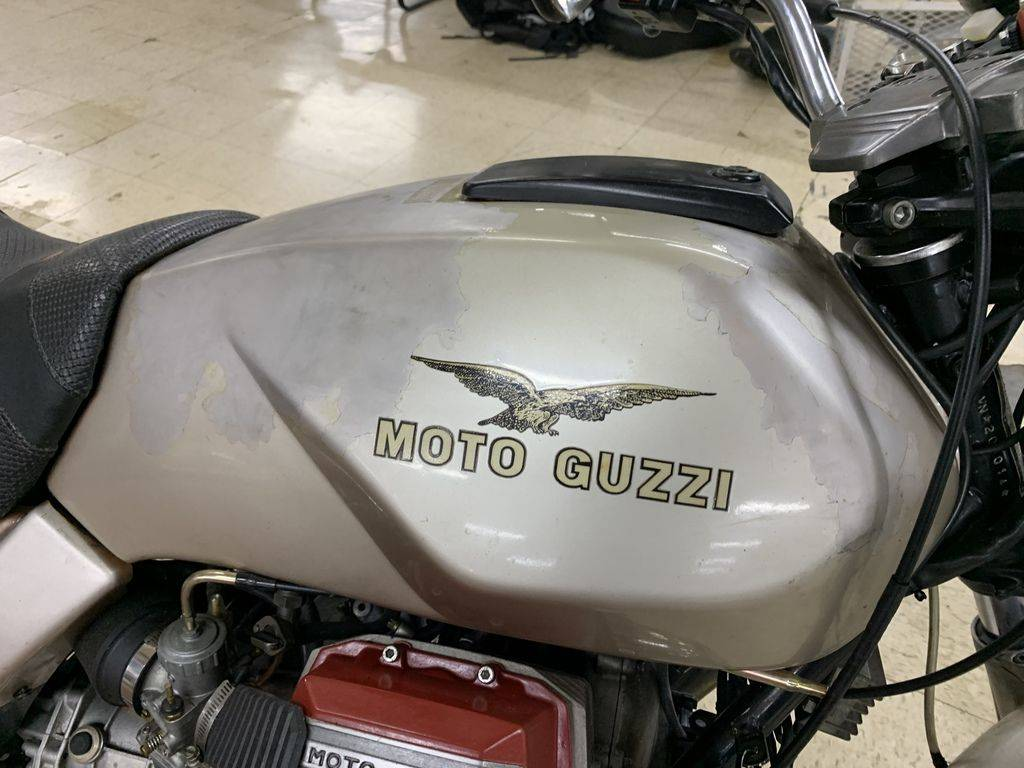 1993 Moto Guzzi 1000 Strada in Mount Sterling, Kentucky - Photo 4