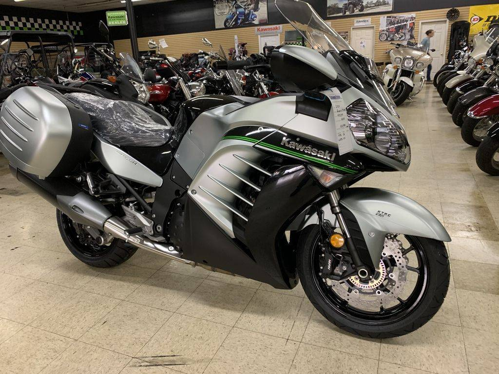 2020 Kawasaki Concours 14 ABS in Mount Sterling, Kentucky - Photo 5