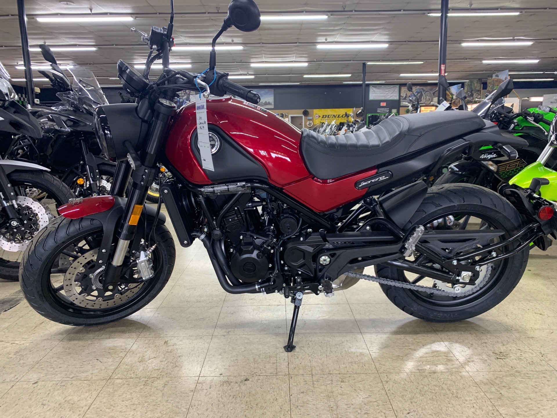 2021 Benelli LEONCINO 500 in Mount Sterling, Kentucky