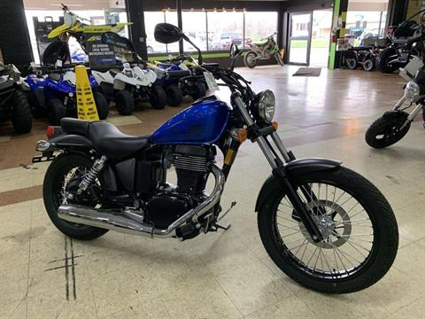 2019 Suzuki Boulevard S40 in Mount Sterling, Kentucky - Photo 4