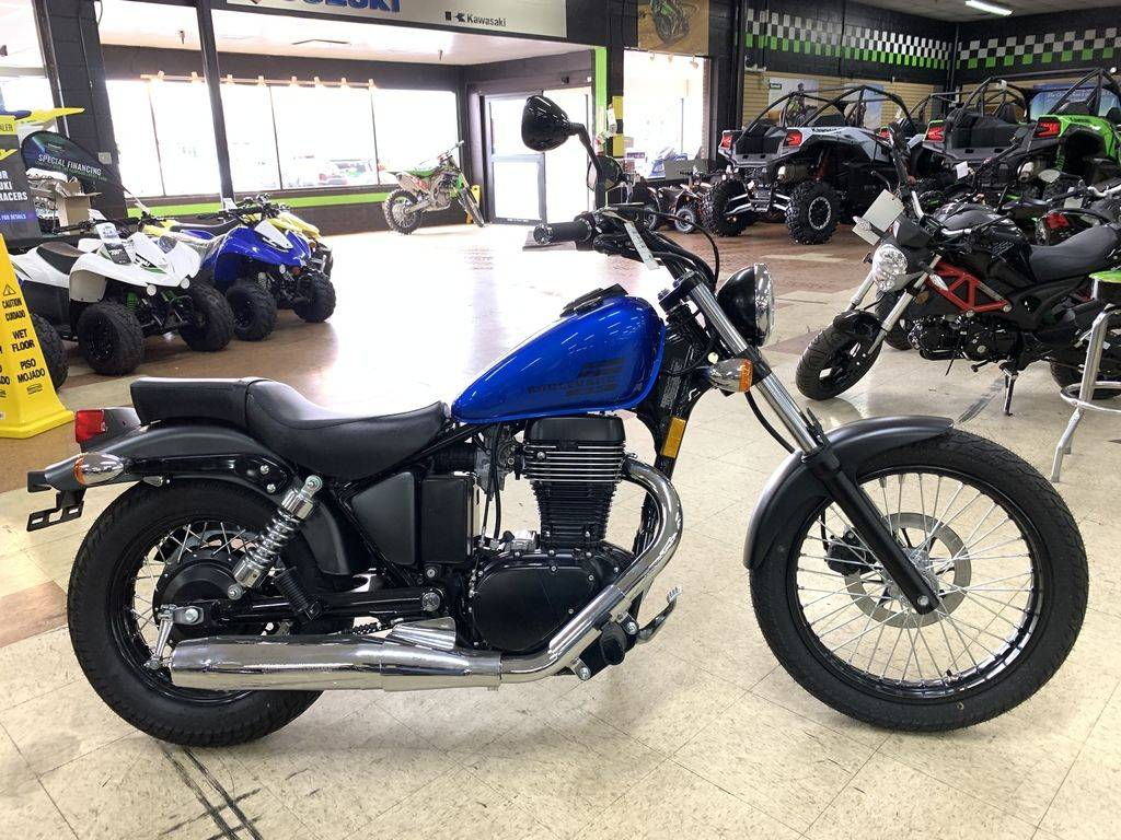 2019 Suzuki Boulevard S40 in Mount Sterling, Kentucky - Photo 5