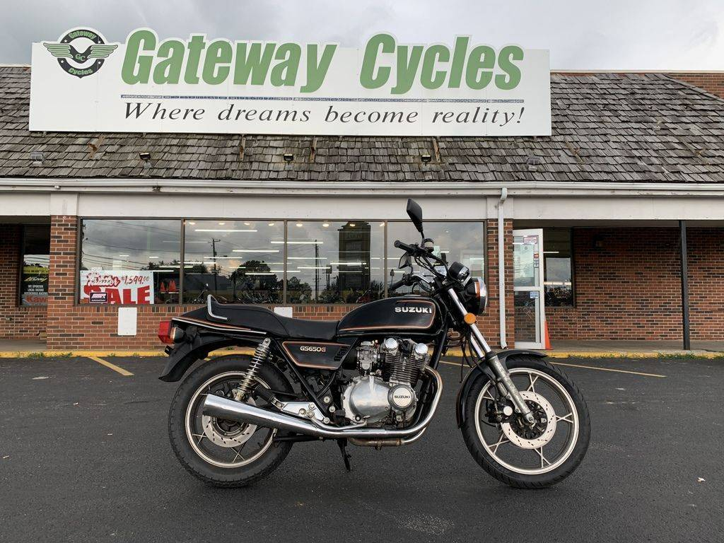 1981 Suzuki GS650G in Mount Sterling, Kentucky - Photo 12