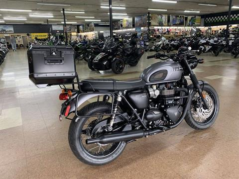 2017 Triumph Bonneville T120 Black Black Matte Graphite in Mount Sterling, Kentucky - Photo 13