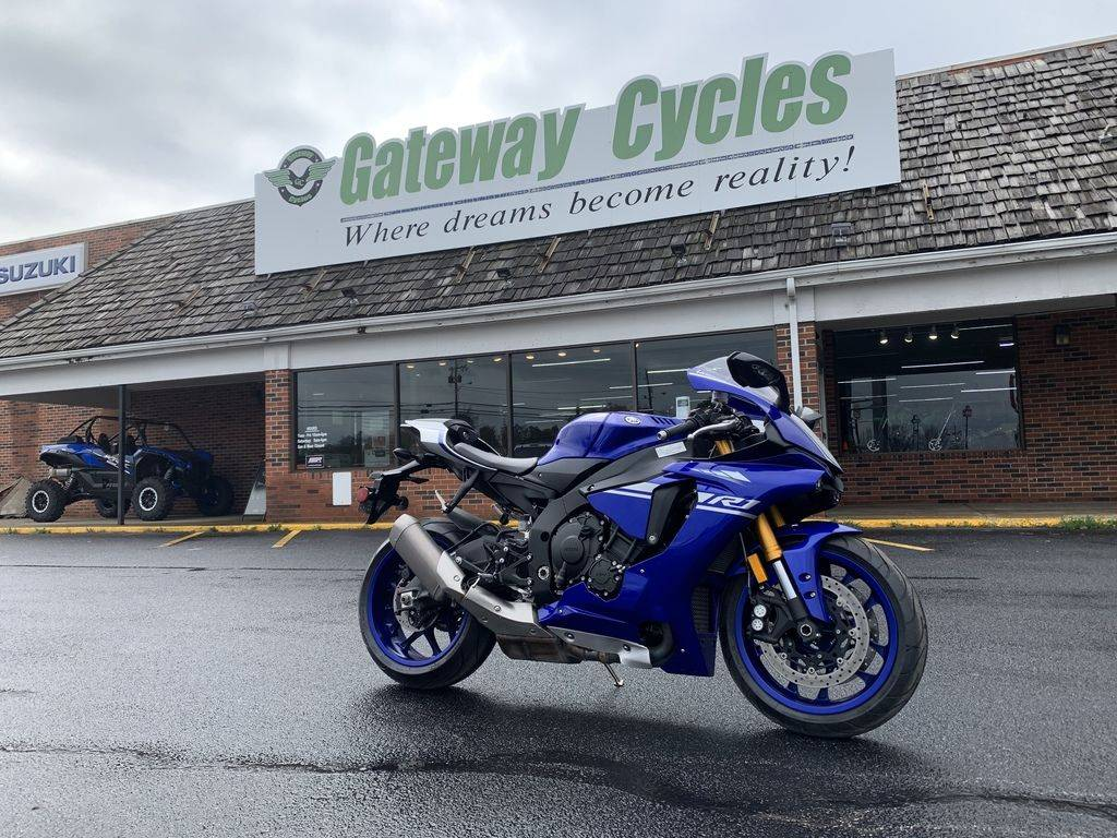 2017 Yamaha YZF-R1 Team Yamaha Blue in Mount Sterling, Kentucky - Photo 3