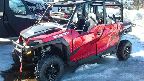 2020 Polaris General 4 1000 Deluxe Ride Command Package in Duck Creek Village, Utah