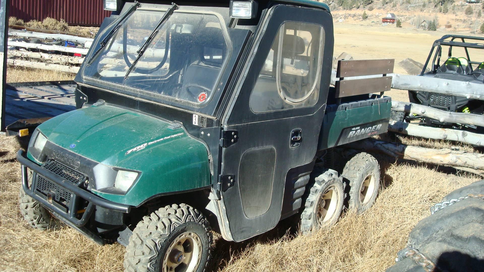 2006 Ranger 6x6 EFI