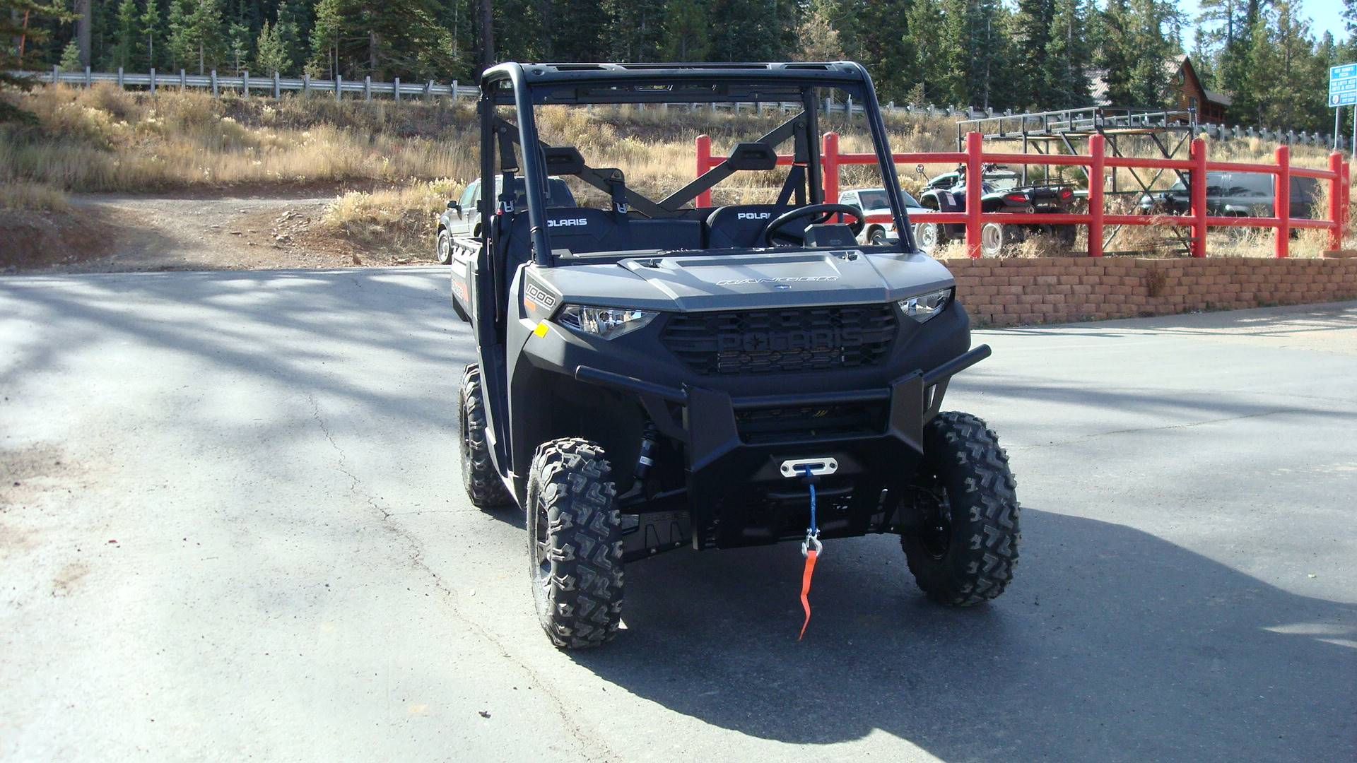 2020 Polaris Ranger 1000 Premium in Duck Creek Village, Utah - Photo 3
