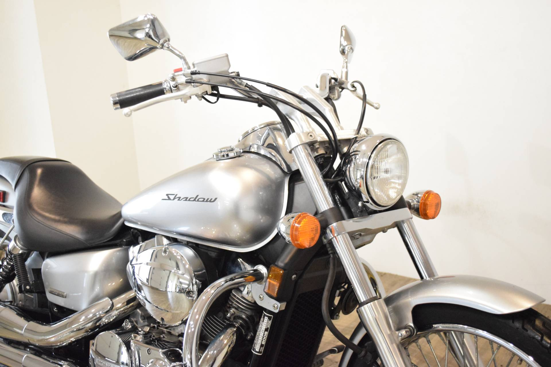 2008 Honda Shadow Spirit 750 in Wauconda, Illinois - Photo 3