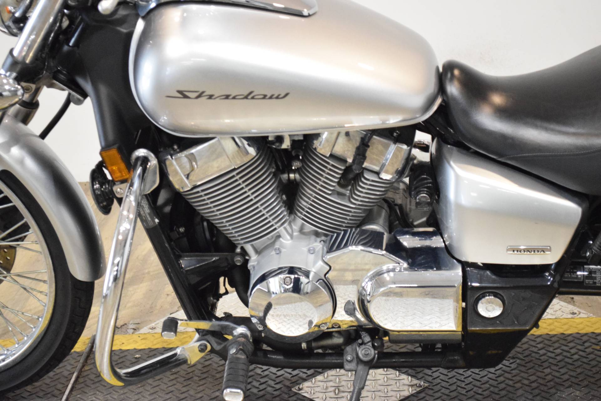 2008 Honda Shadow Spirit 750 in Wauconda, Illinois - Photo 18