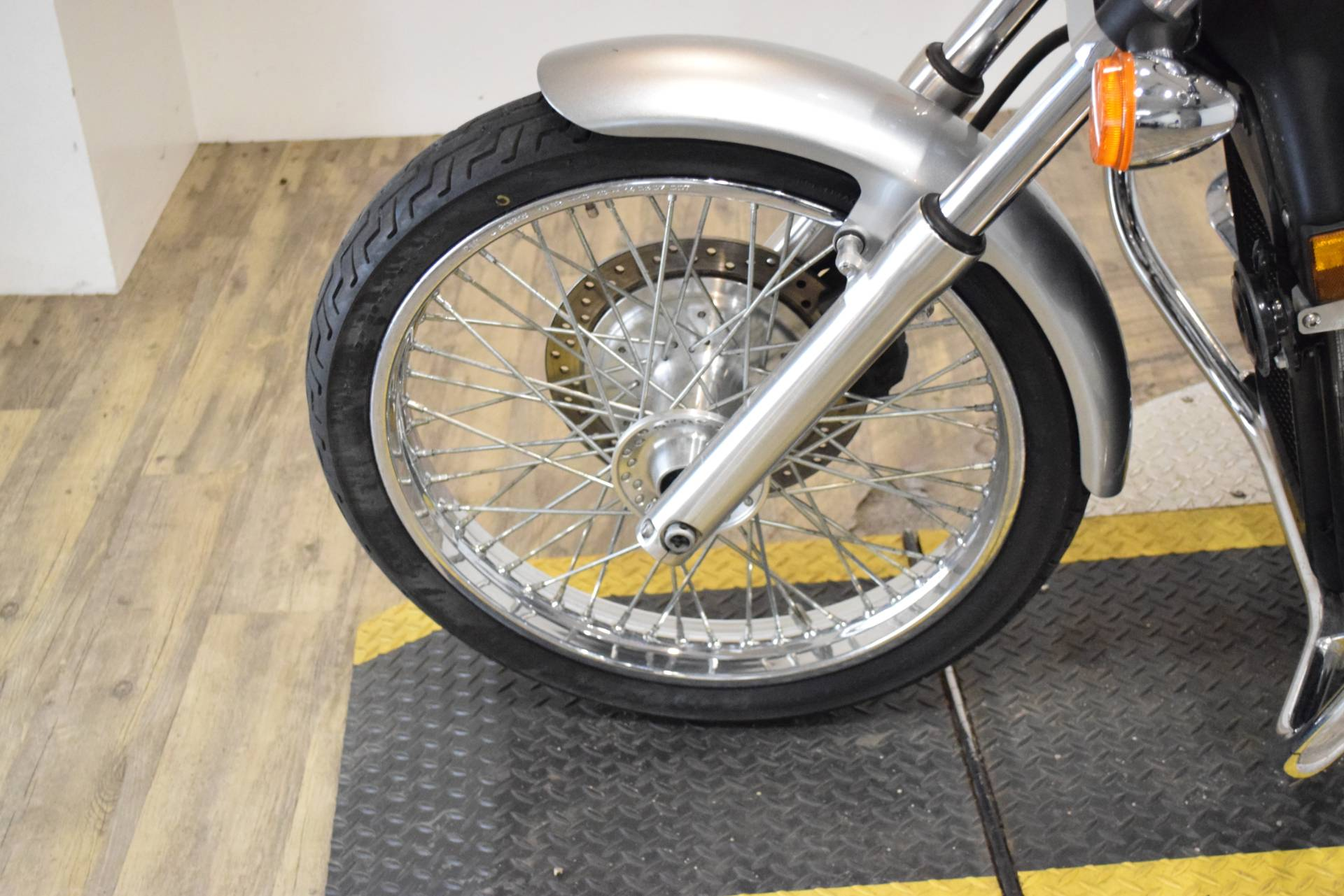 2008 Honda Shadow Spirit 750 in Wauconda, Illinois - Photo 21