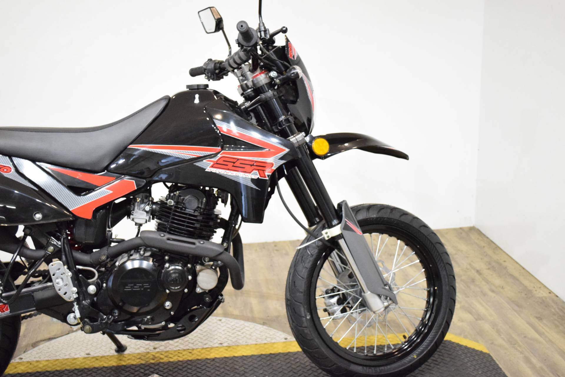 2019 SSR Motorsports XF250 Dual Sport in Wauconda, Illinois - Photo 2
