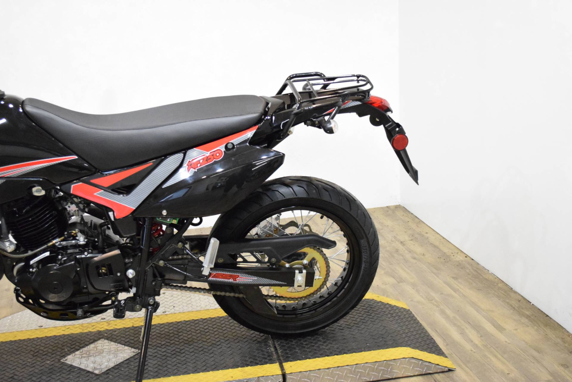 2019 SSR Motorsports XF250 Dual Sport in Wauconda, Illinois - Photo 11