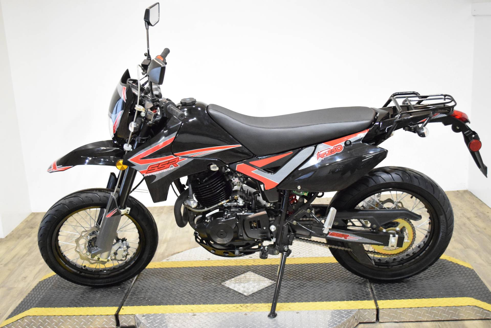 2019 SSR Motorsports XF250 Dual Sport in Wauconda, Illinois - Photo 13