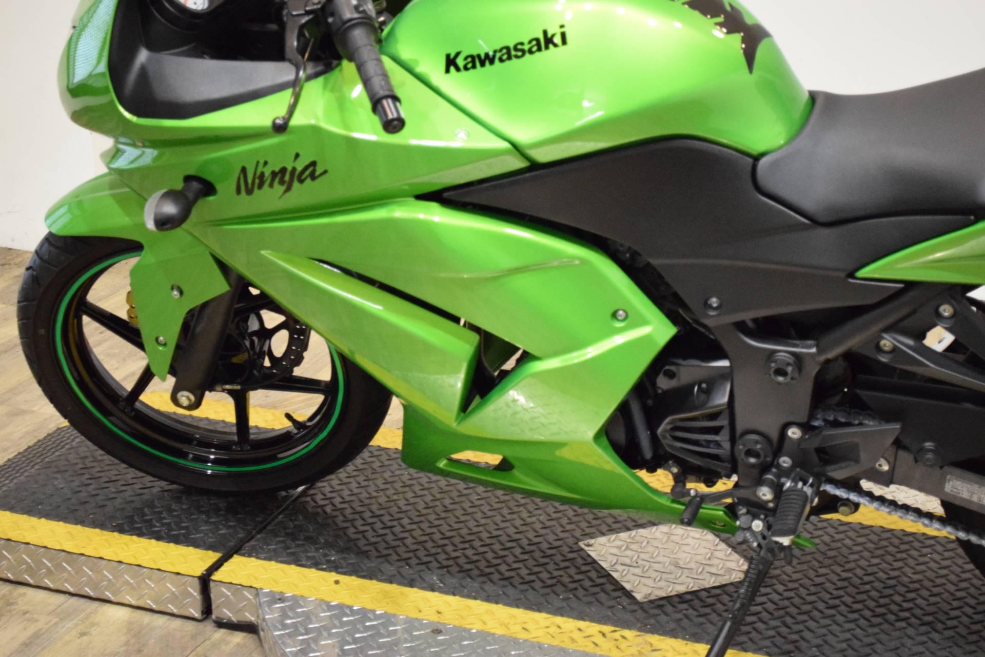 2012 Kawasaki Ninja 250r In Wauconda Illinois