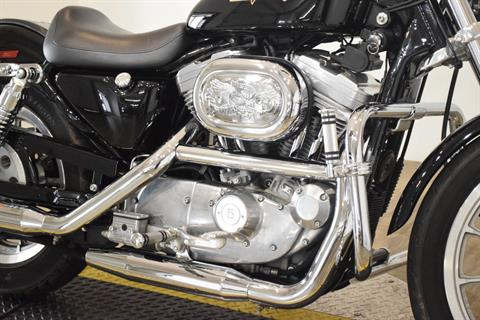 2001 Harley-Davidson XL883 in Wauconda, Illinois