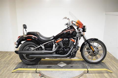 2009 Kawasaki Vulcan® 900 Custom in Wauconda, Illinois - Photo 1