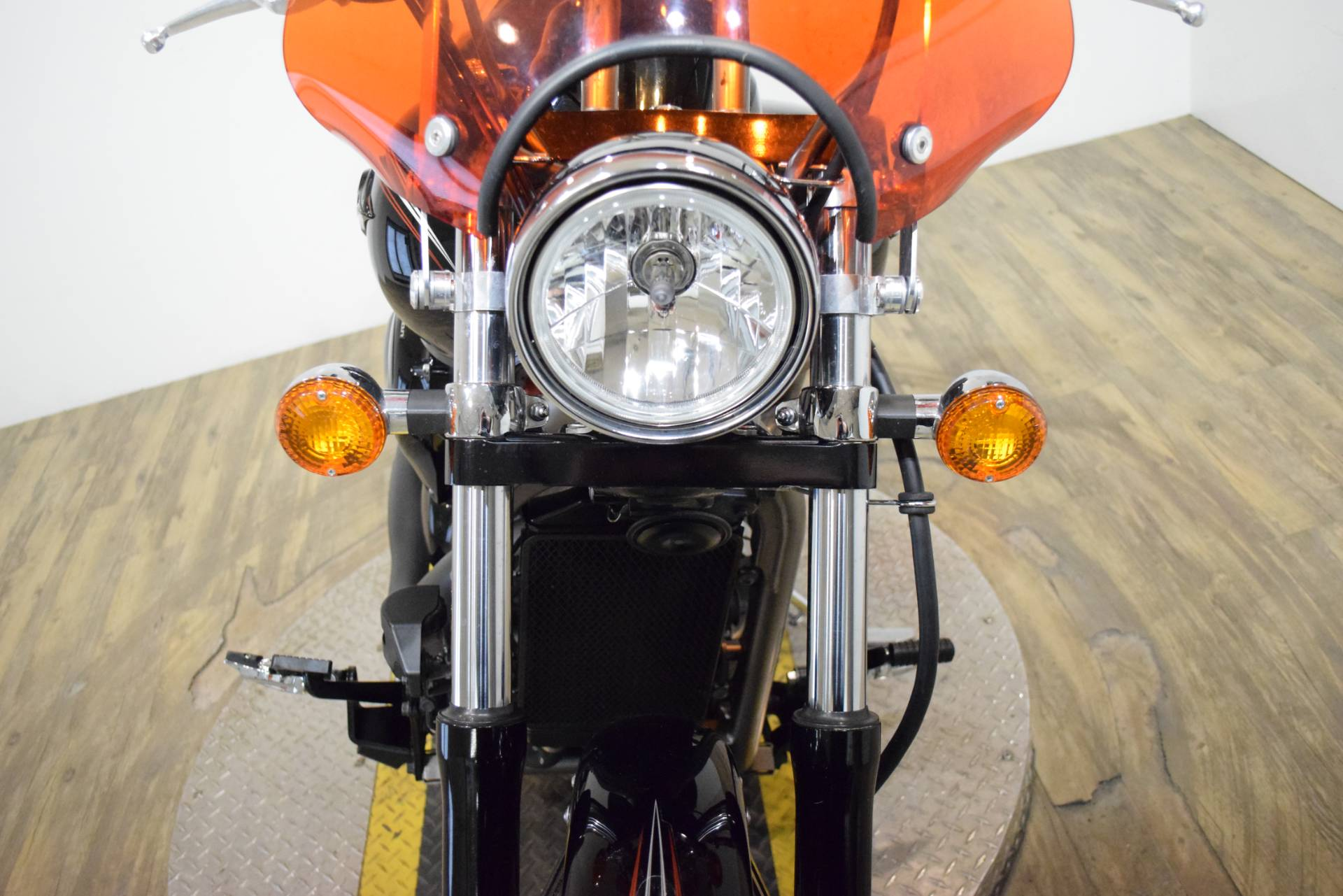 2009 Kawasaki Vulcan® 900 Custom in Wauconda, Illinois - Photo 12