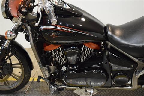 2009 Kawasaki Vulcan® 900 Custom in Wauconda, Illinois - Photo 18