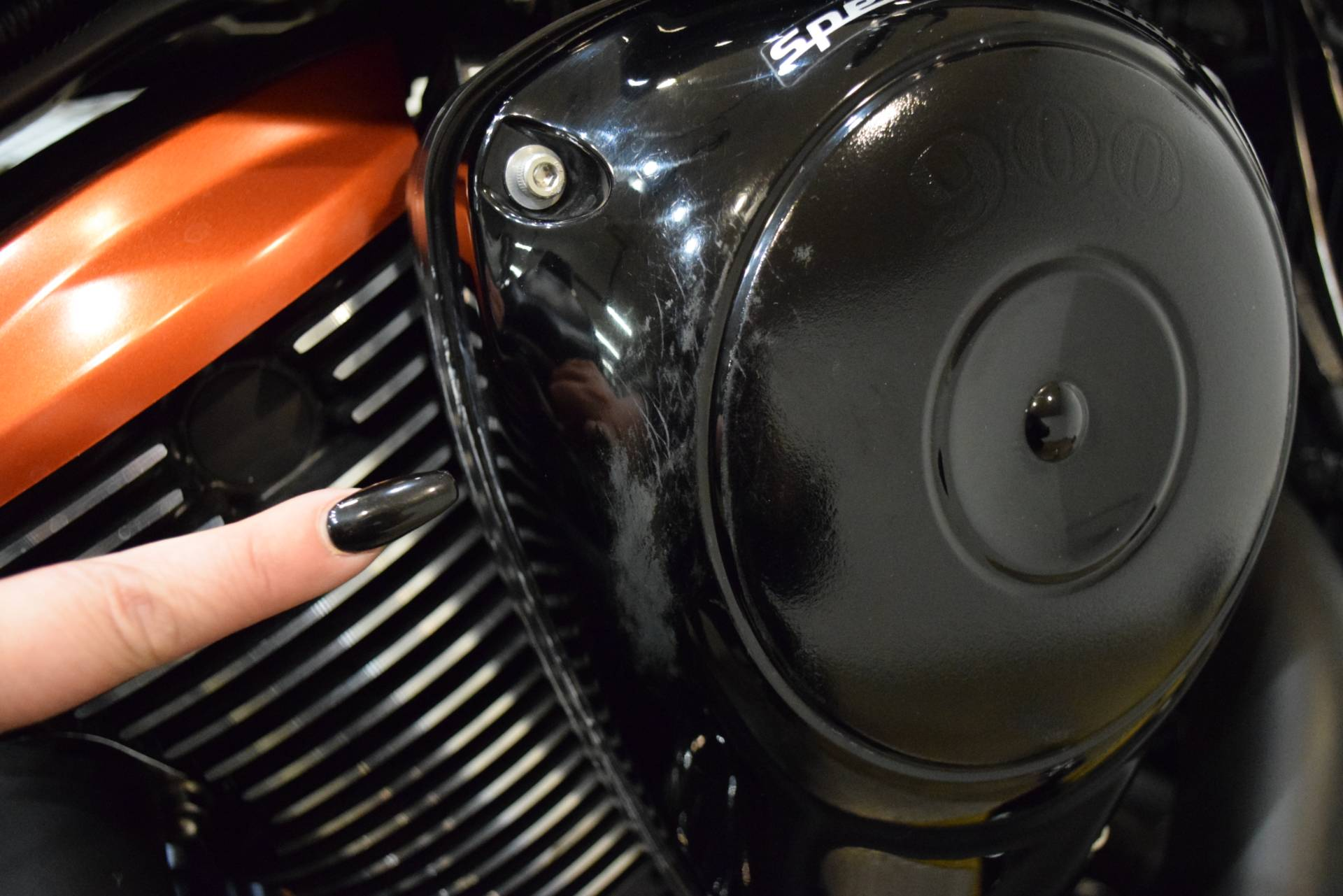 2009 Kawasaki Vulcan® 900 Custom in Wauconda, Illinois - Photo 40