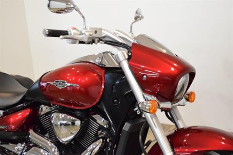 2009 Suzuki Boulevard M90 in Wauconda, Illinois