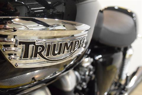2016 Triumph Thruxton in Wauconda, Illinois