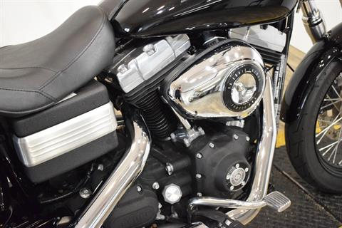 2011 Harley-Davidson Dyna® Street Bob® in Wauconda, Illinois - Photo 7