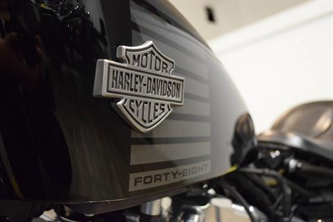 2016 Harley-Davidson Forty-Eight® in Wauconda, Illinois - Photo 20