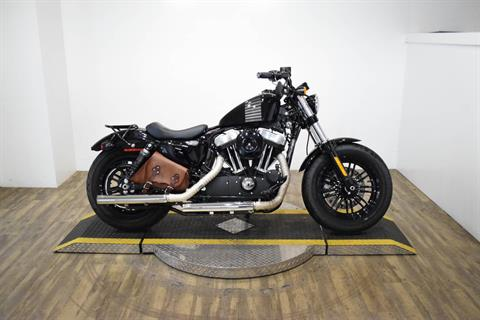 2016 Harley-Davidson Forty-Eight® in Wauconda, Illinois - Photo 1