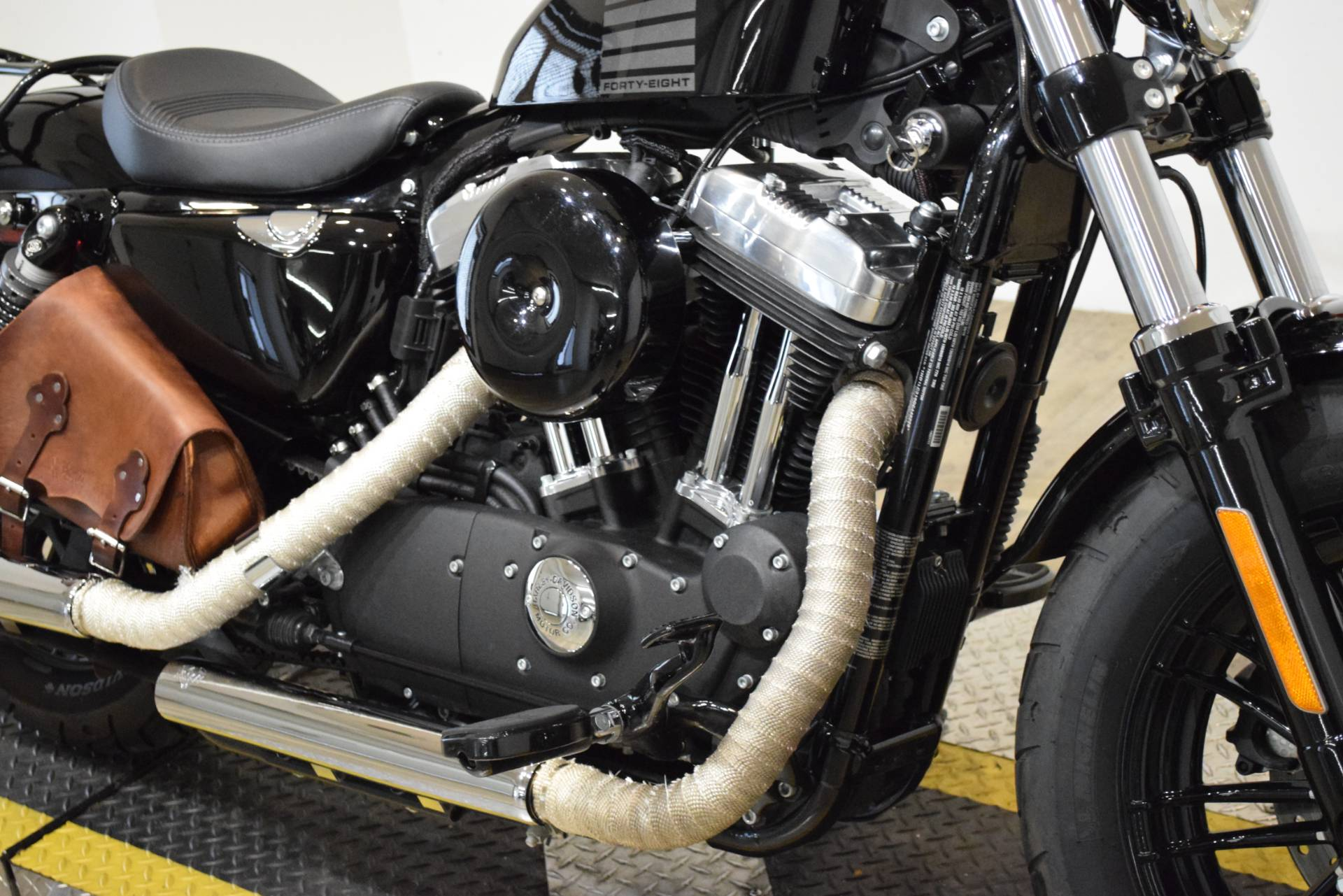 2016 Harley-Davidson Forty-Eight® in Wauconda, Illinois - Photo 4