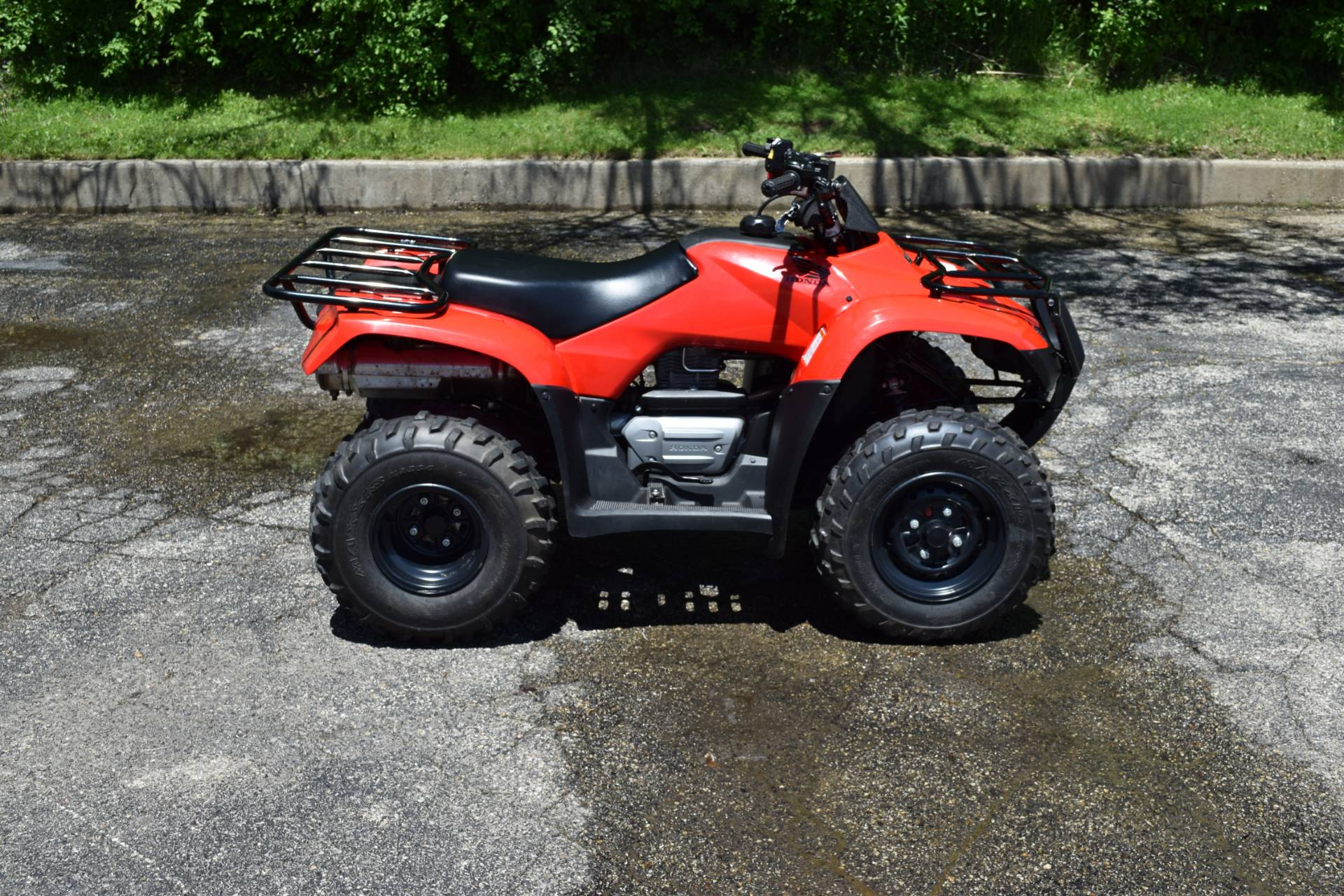 2017 Honda FourTrax Recon ES in Wauconda, Illinois - Photo 1