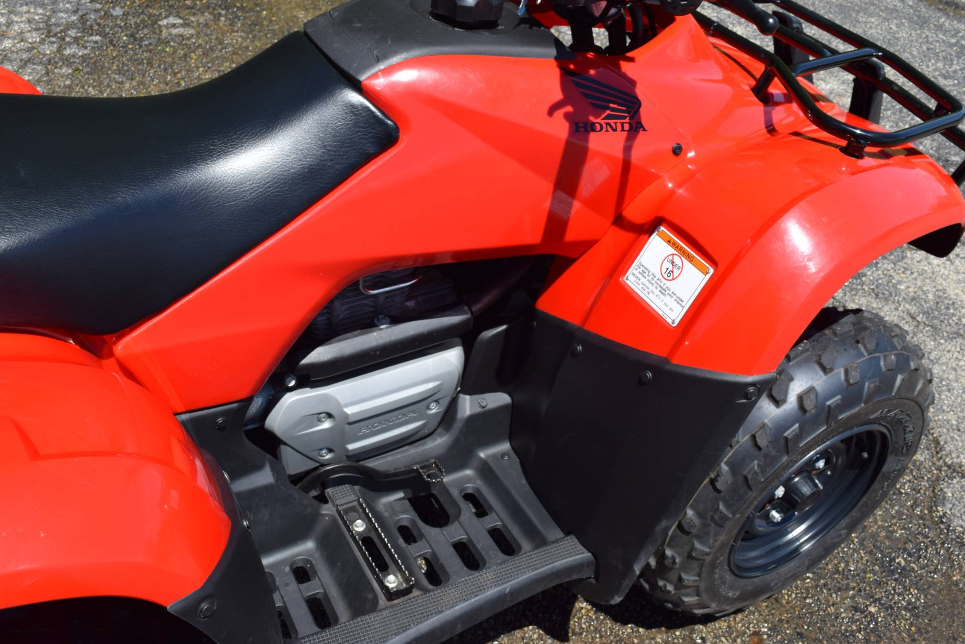 2017 Honda FourTrax Recon ES in Wauconda, Illinois - Photo 4
