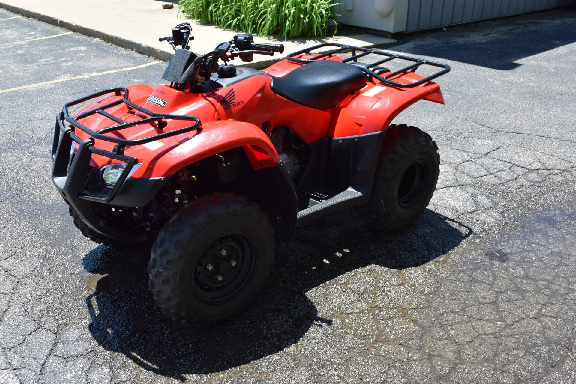 2017 Honda FourTrax Recon ES in Wauconda, Illinois - Photo 21