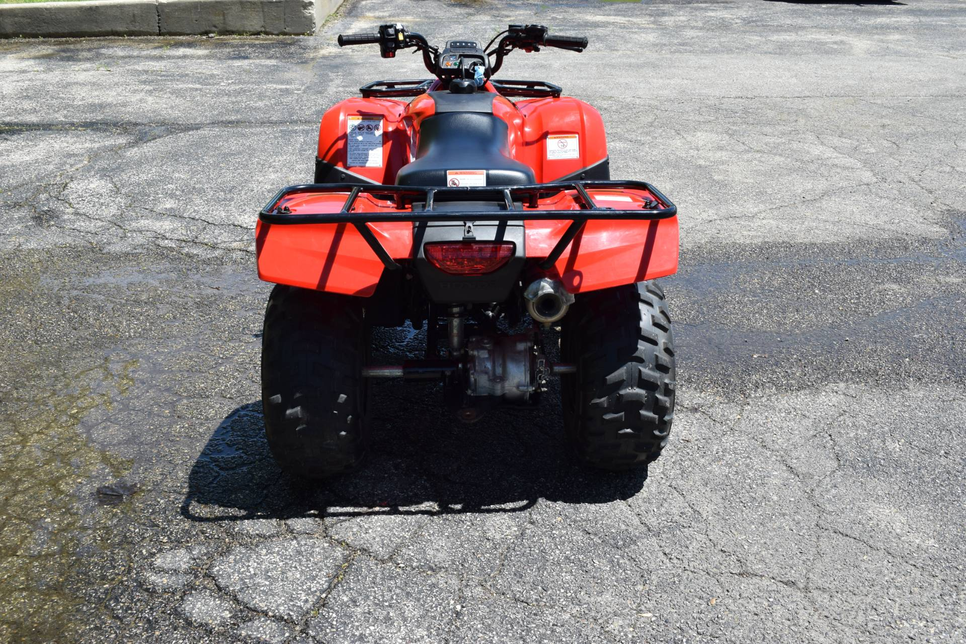 2017 Honda FourTrax Recon ES in Wauconda, Illinois - Photo 22