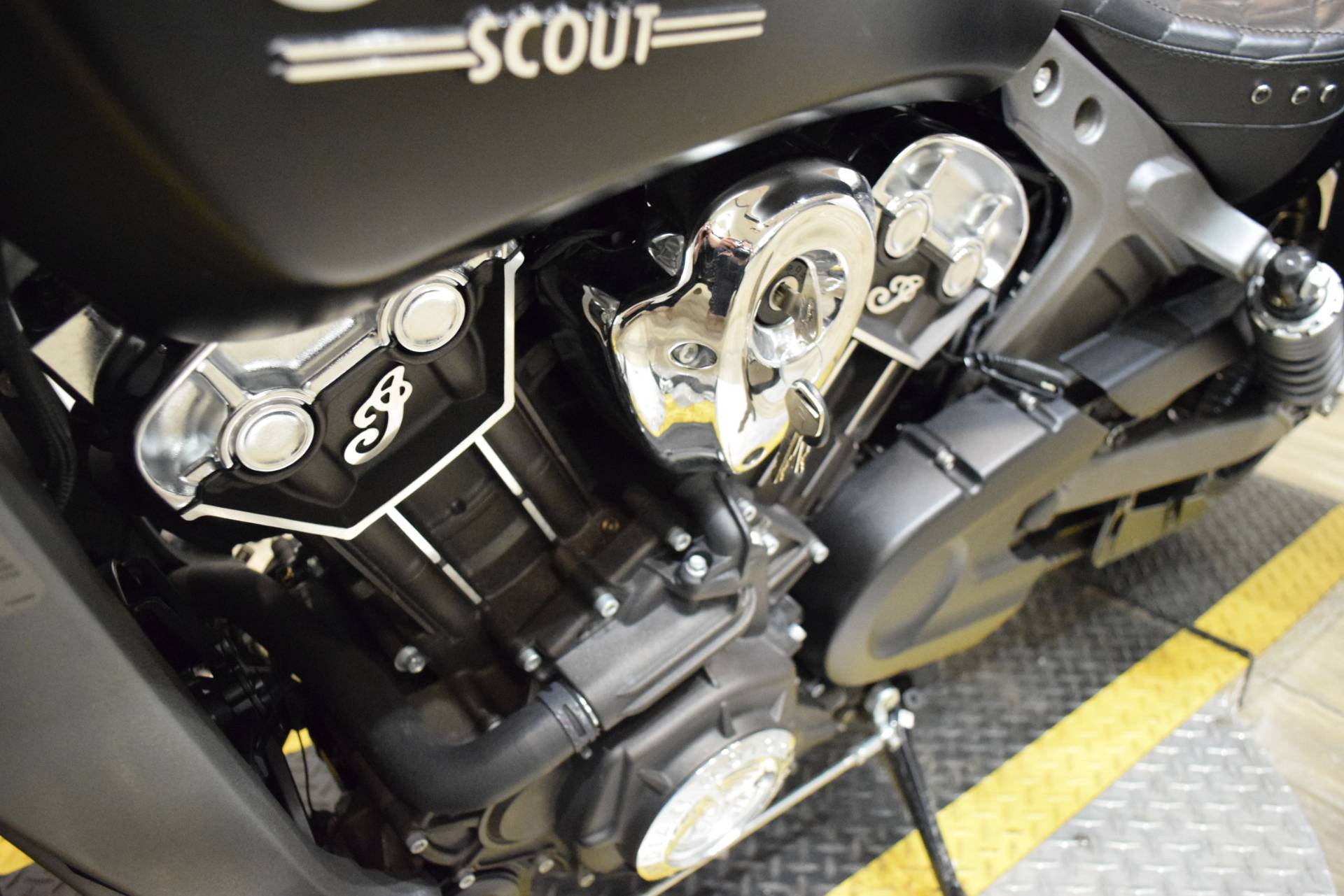2017 Indian Scout® in Wauconda, Illinois - Photo 19